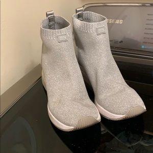 Michael Kors sparkle socks sneakers size 39